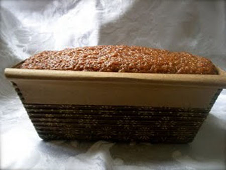 Post image for Moist and Wonderful Honey Cake