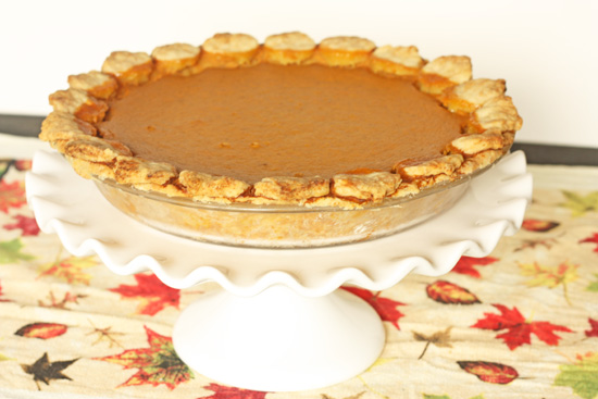 Post image for Pumpkin Pie