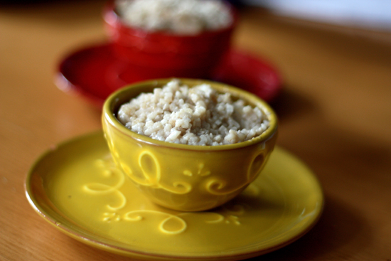 Post image for Horchata Rice Pudding