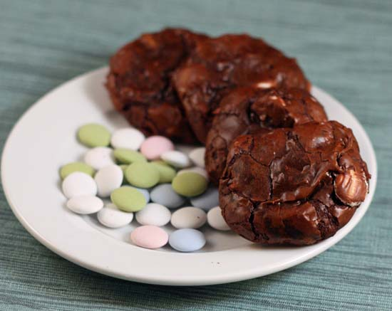 Post image for Chocolate Mint Cookies