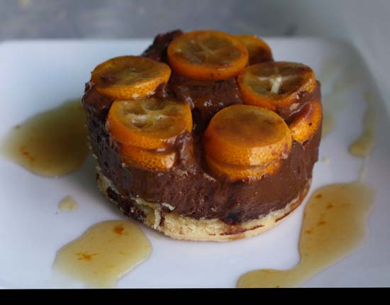 Post image for Daring Baker's Challenge: Kumquat Tian
