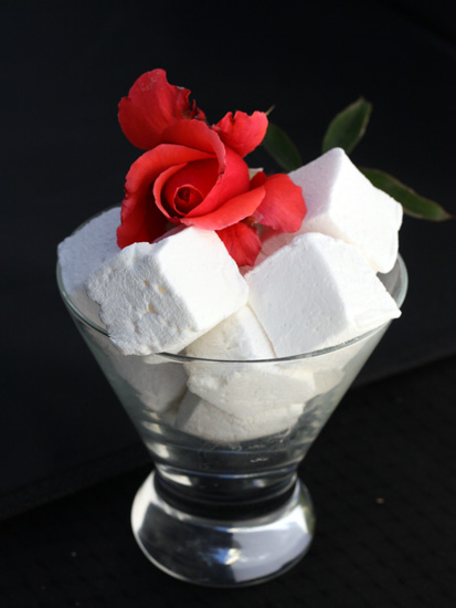 Post image for Rose Marshmallows