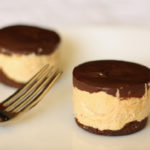 Chocolate Peanut Butter Mousse Cake Recipe