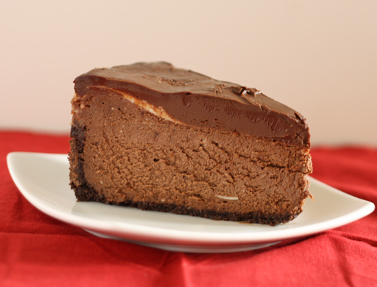 Post image for Dutch Chocolate-Mint Cheesecake