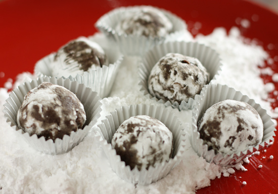 Post image for Rum Balls