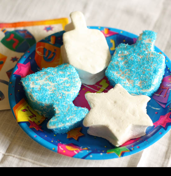 Post image for Chanukkah Marshmallows