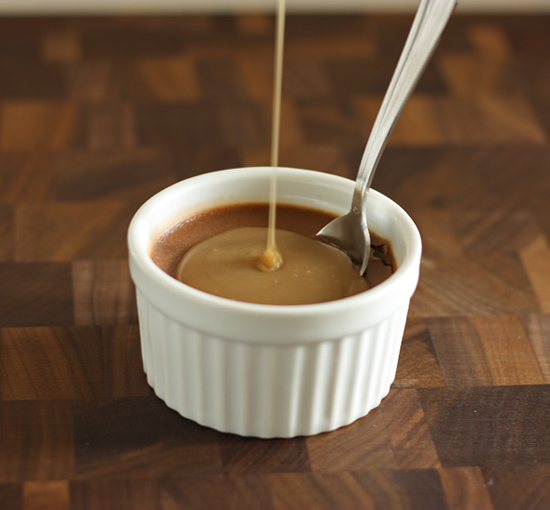 Post image for Chocolate Coconut Panna Cotta