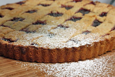 Post image for Cherry Linzertorte