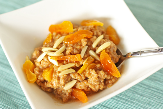 Quinoa Hot Cereal recipe