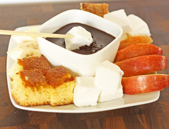 Post image for Chocolate Fondue