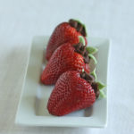 Ganache Filled Strawberries Recipe