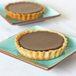 Coconut Chocolate Ganache Tartletts Recipe