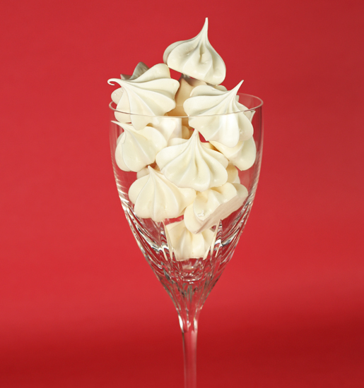Post image for Eggnog Meringues
