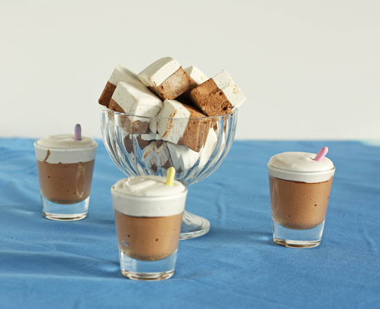 Post image for Root Beer Float Marshmallows