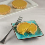Passion Fruit Ganache Tarts Recipe