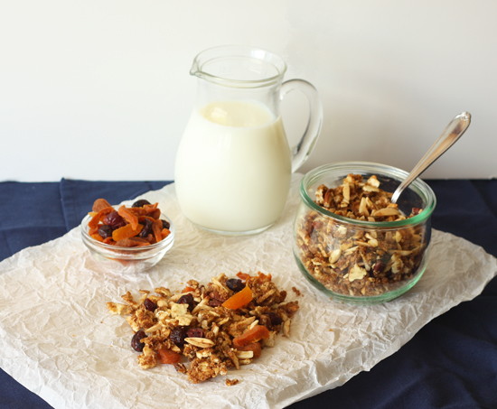 Post image for Passover Granola