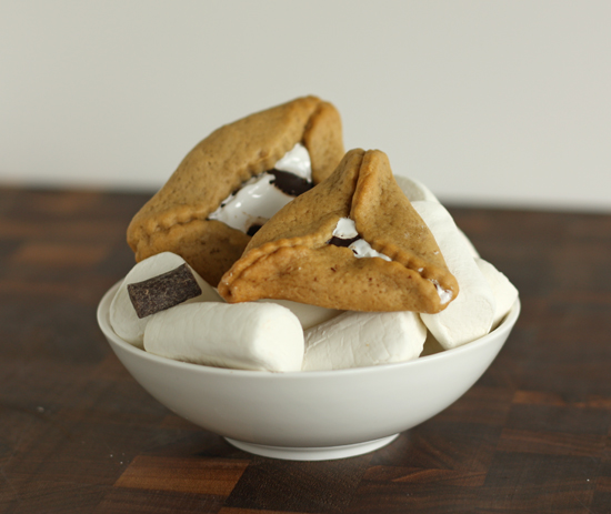 Post image for S'more Hamentashen