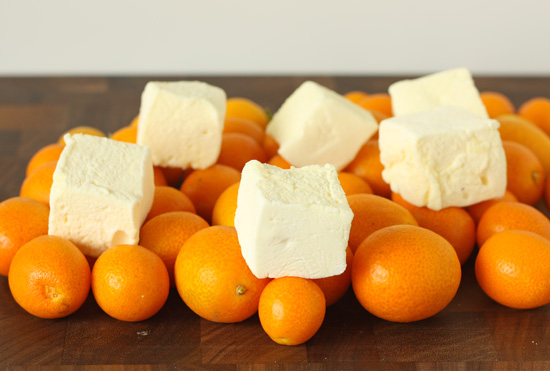 Kumquat Marshmallows recipe
