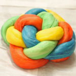 Round Woven Challah Tutorial Recipe
