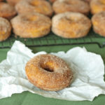 Pumpkin Doughnuts Recipe