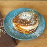 Carrot Cake Pancakes Recipe