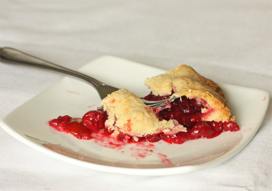 Post image for Cranberry Raspberry Pie