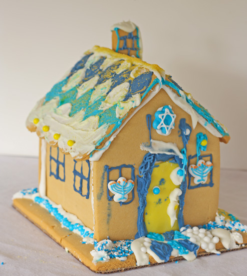 Post image for Win a Chanukkah Cookie House Decorating Kit
