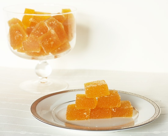 Post image for Kumquat Pate de Fruit