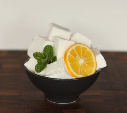 Limonana marshmallows