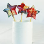 Red White and Blue Lollipops Recipe