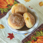 Pumpkin Pie Sufganiot Recipe