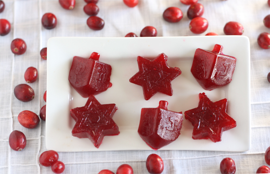 Post image for Cranberry Dreidels