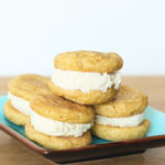 Snickerdoodle Ice Cream Sandwiches Recipe