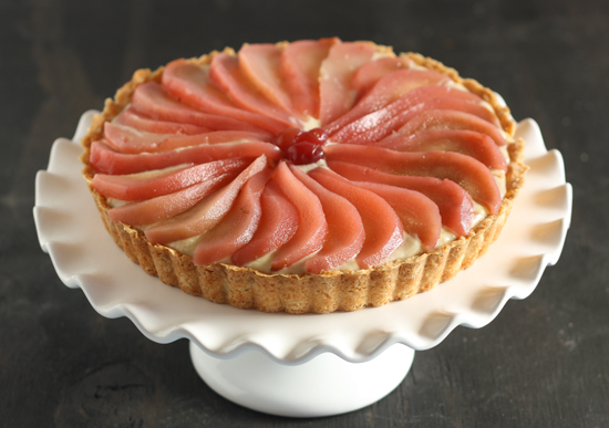 Post image for Cranberry Pear Tart