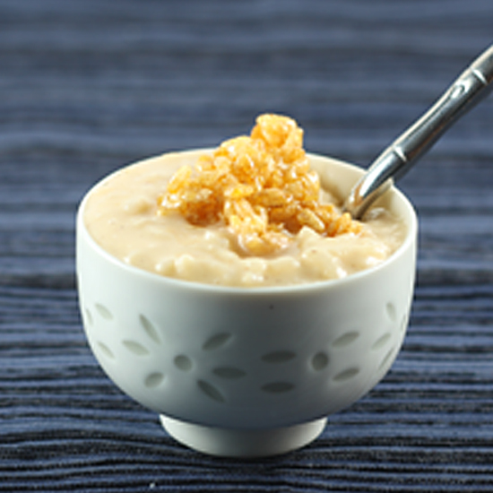 Post image for Eggnog Rice Pudding