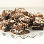 Candy Cane Jo-Jo Brownies Recipe