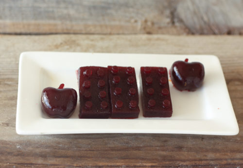 cranberry apple gummies