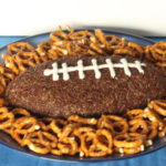 Peanut Butter Football Dip Recipe