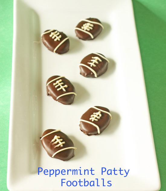 Post image for Peppermint Patty Footballs