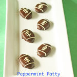 Peppermint Patty Footballs Recipe