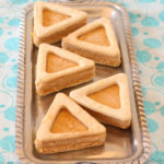 Hamentashen Ice Cream Sandwiches with Fresh Apricot Ice Cream Recipe