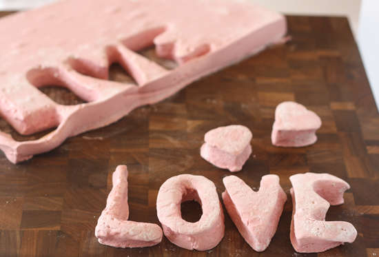 Blood Orange Marshmallows