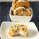 Healthy Banana Honey Ice Cream Sandwiches Recipe