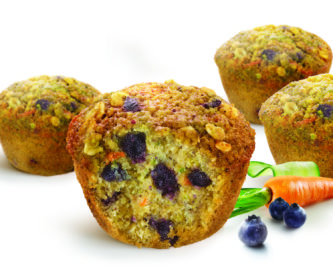 Veggie-Blueberry-Oat