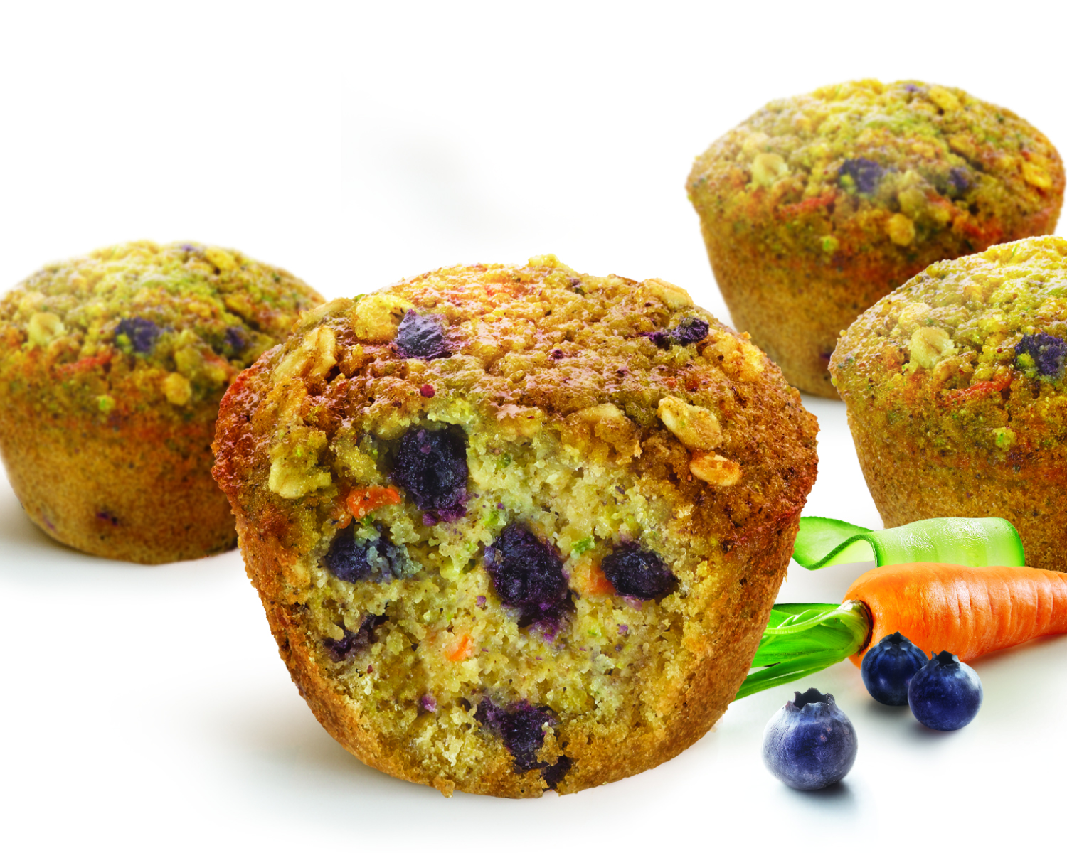 Post image for Veggie Muffins
