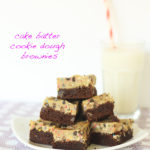 Cake Batter Cookie Dough Brownies Recipe