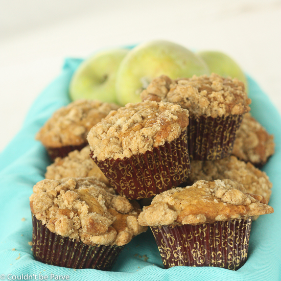 Post image for Apple Crumb Muffins