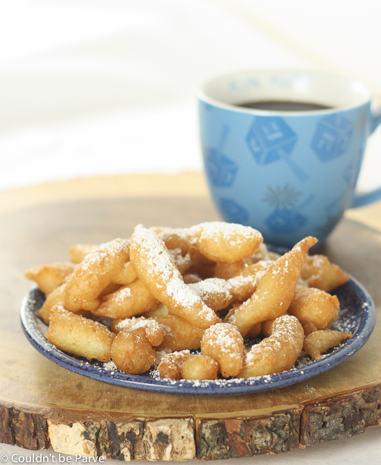 Post image for Quick and Easy Gluten-Free Funnel Cakes