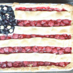 American Flag Slab Pie Recipe