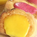 Rhubarb and Passion Fruit Curds Recipe